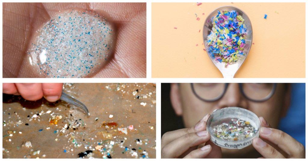Clasificación básica de los microplásticos