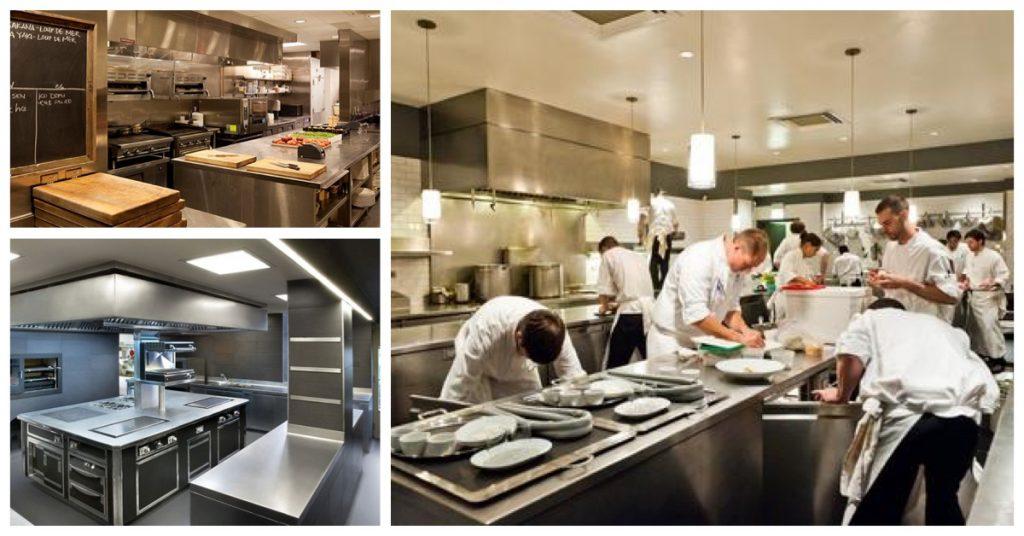 Claves para diseñar cocinas de restaurante de forma eficiente