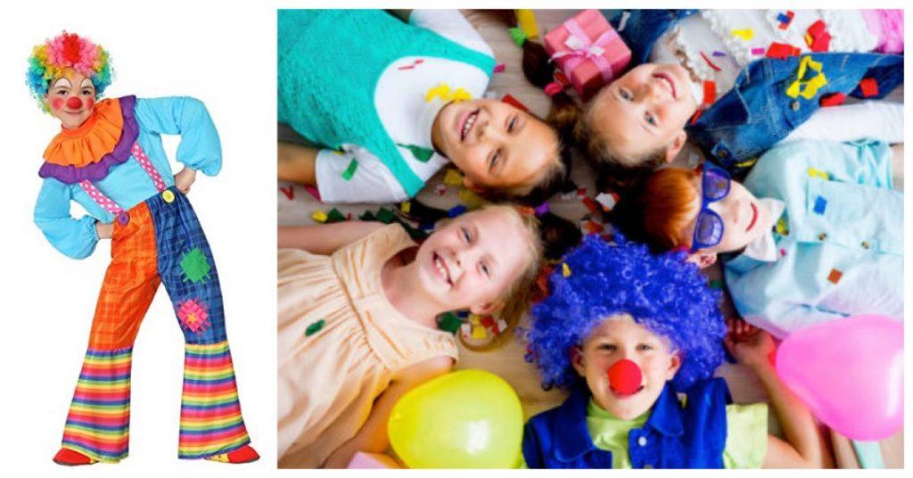Claves para organizar una fiesta de disfraces infantil
