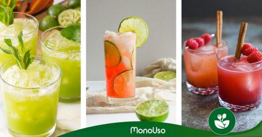 Cócteles sin alcohol: Domínalos y destácate