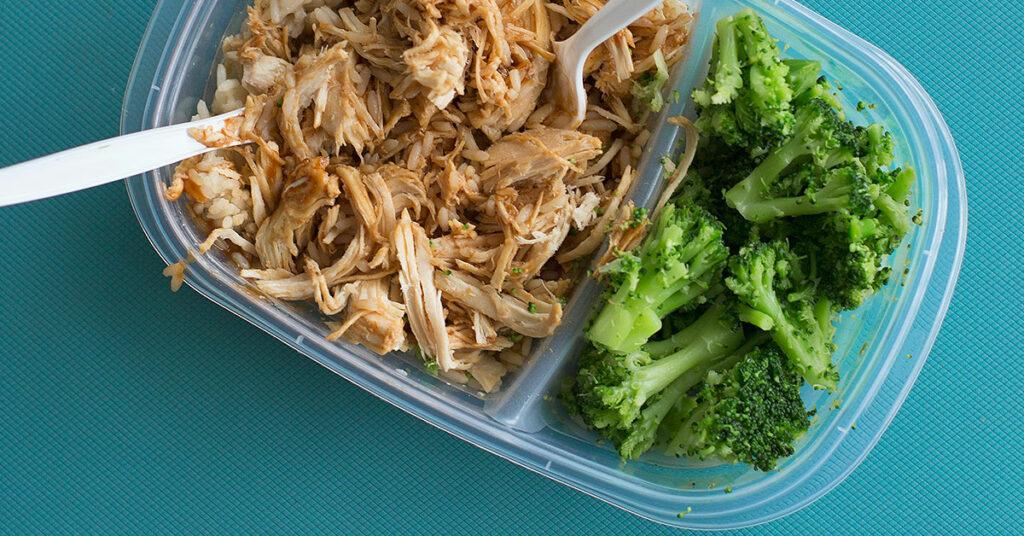 Cómo comer sano en el trabajo de forma sencilla