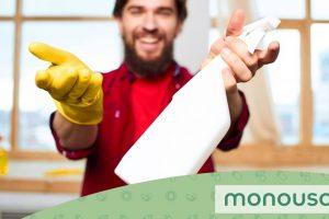 Cómo desinfectar correctamente los alimentos en la industria alimentaria