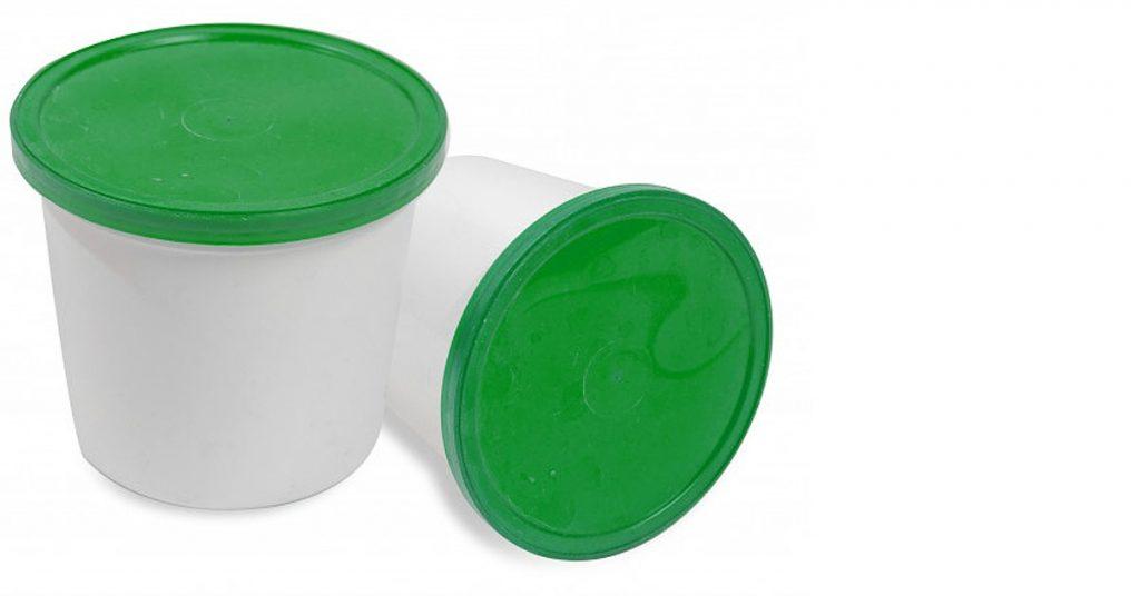 ¿Cómo desinfectar un envase de plástico?