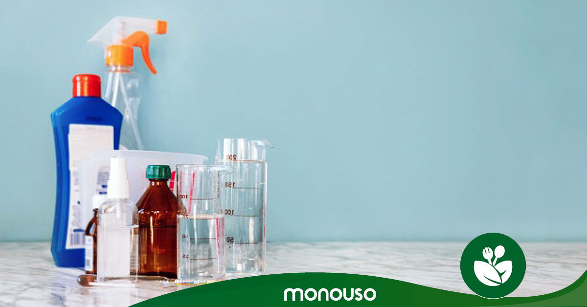 Cómo hacer gel desinfectante de manos