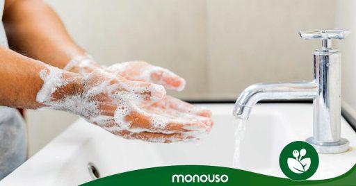 Cómo lavarse las manos para evitar enfermedades
