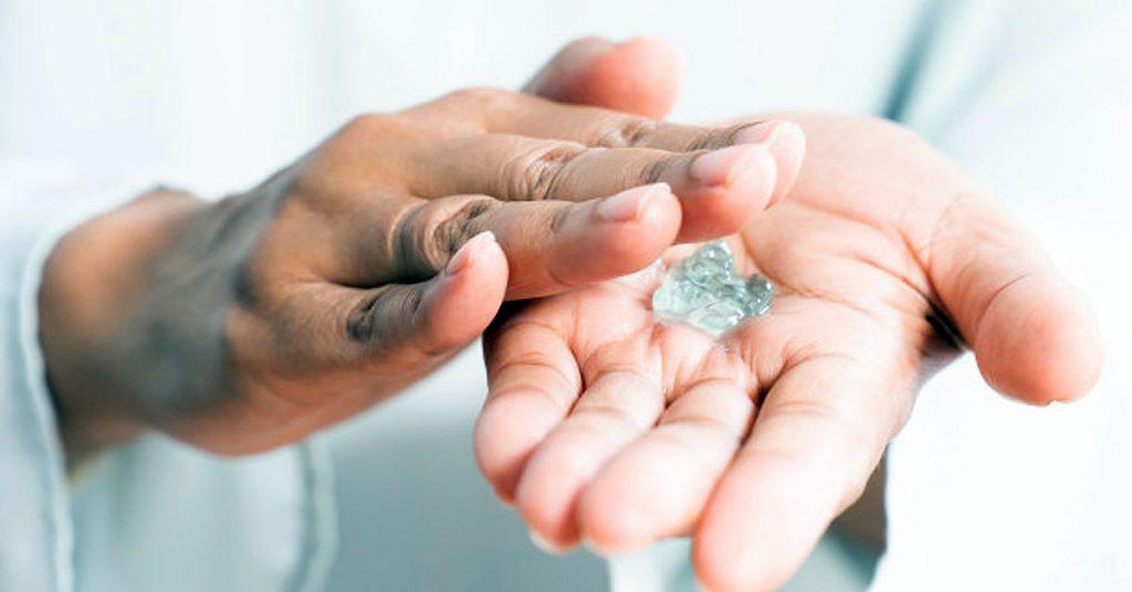 Cómo se destruyen los virus con un gel desinfectante de manos