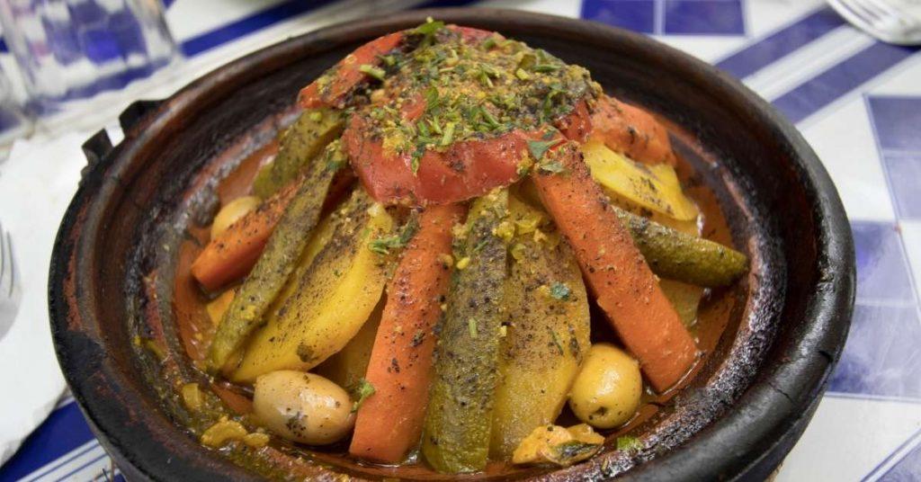 Cocina Marroquí