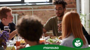 Comer sano en el trabajo: Clave de éxito