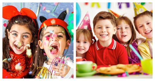 Comida ideal para fiesta de disfraces para niños