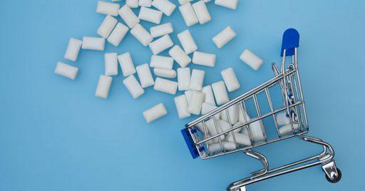 Comprar papel higiénico o toallitas húmedas