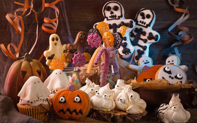Alianza con proveedores par Halloween