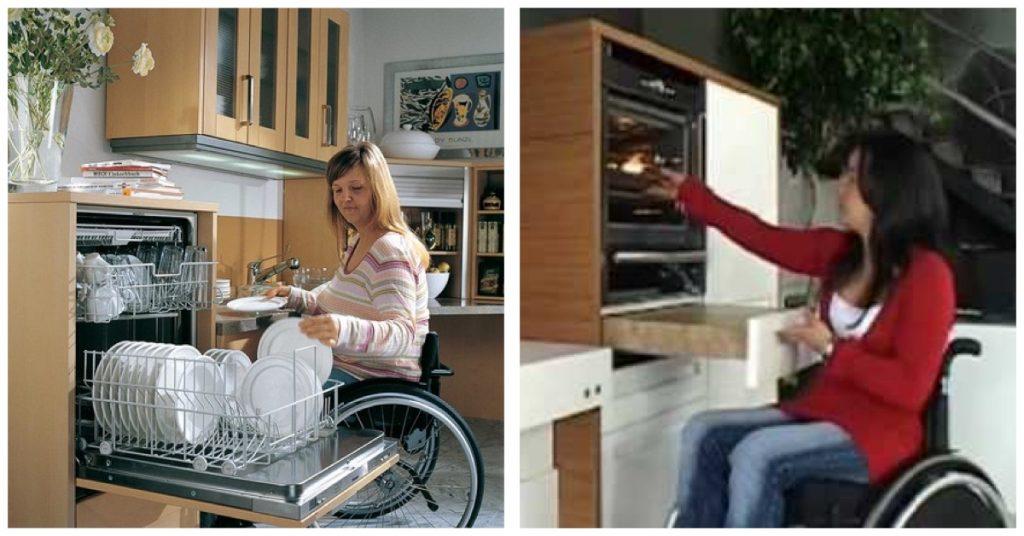 Consejos básicos al reformar una cocina accesible