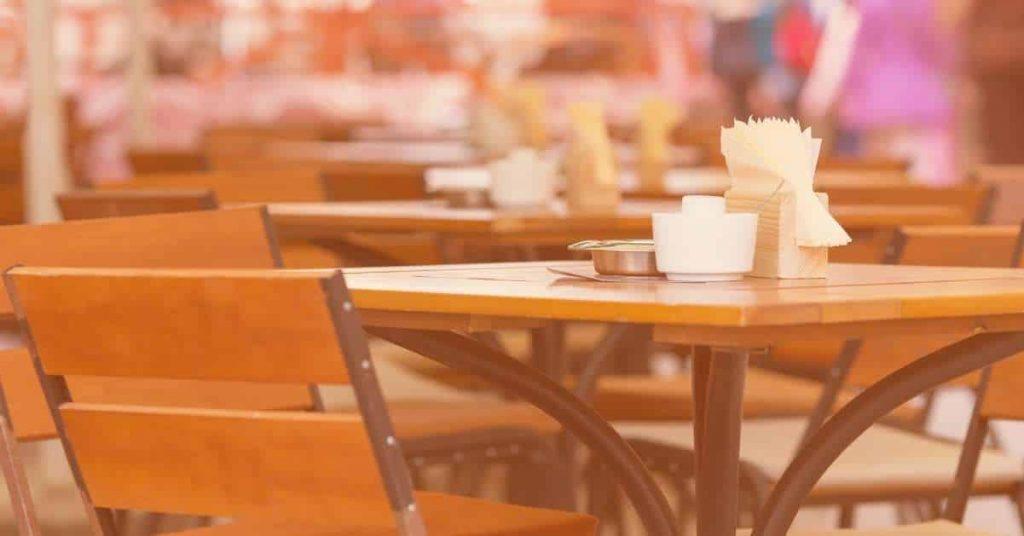 Consejos para seleccionar el mobiliario de tu restaurante