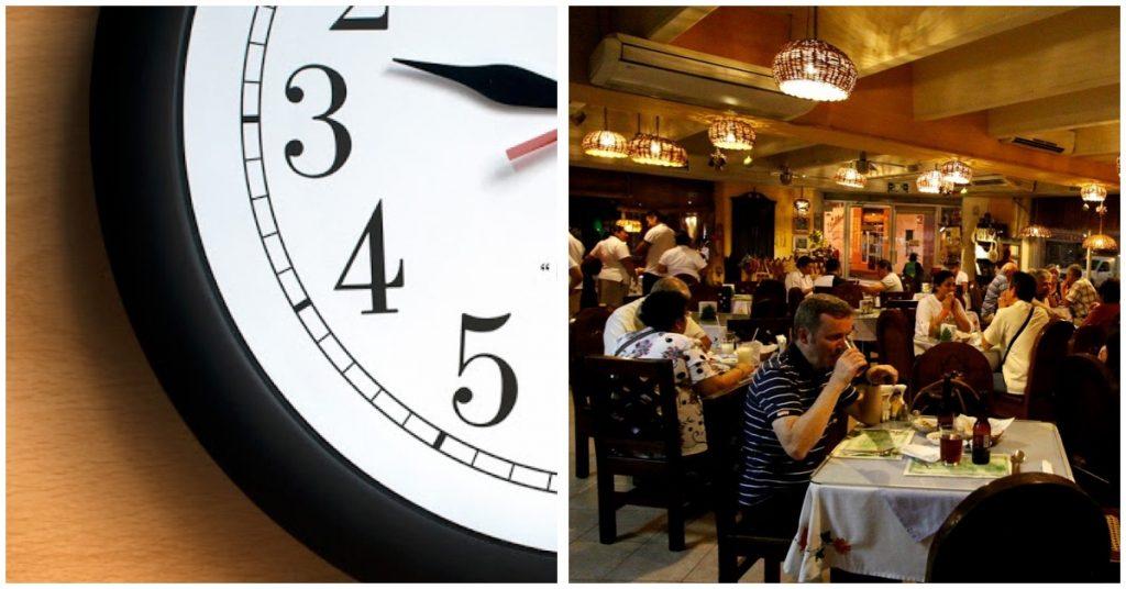 Consideraciones generales para calcular personal para un restaurante