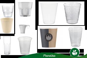 ¿Cuántos ml tiene un vaso?
