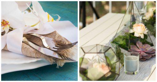 Cuatro: Manteles individuales para decorar las mesas de tu restaurante