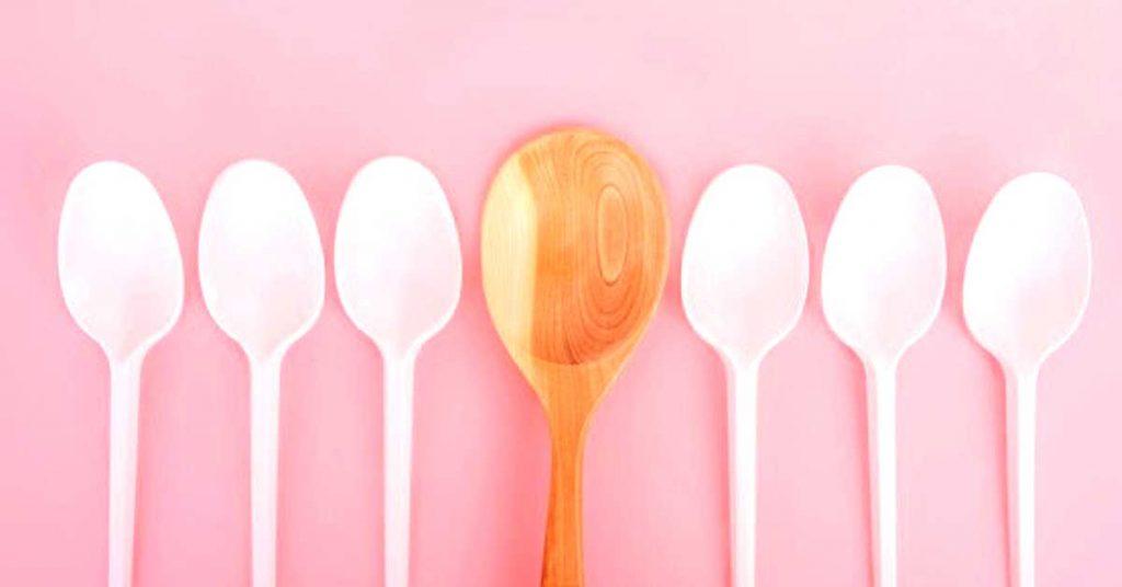 Cucharillas resistentes para helados