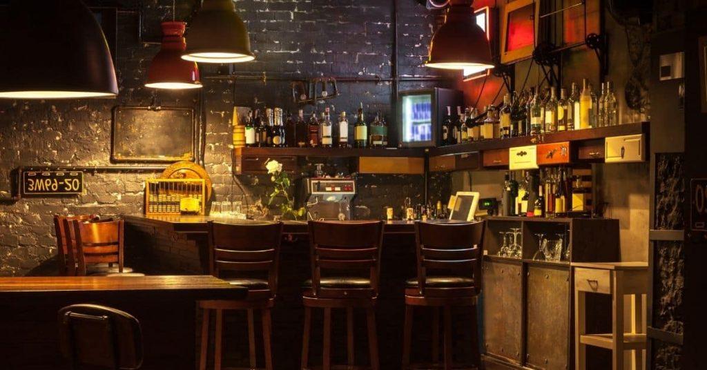 Decoración para bares de diversos estilos