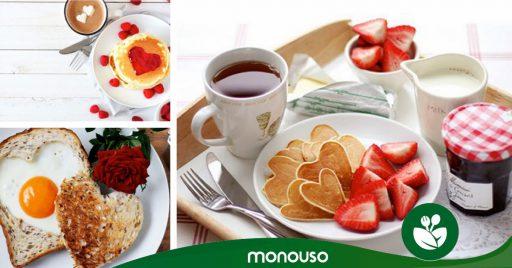 Desayunos para San Valentín – Despierta con amor