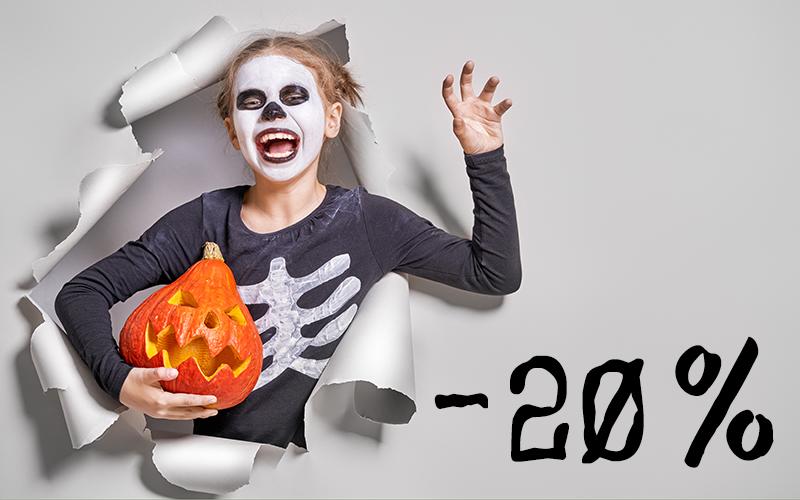 Ideas para Halloween: Boletos de descuento