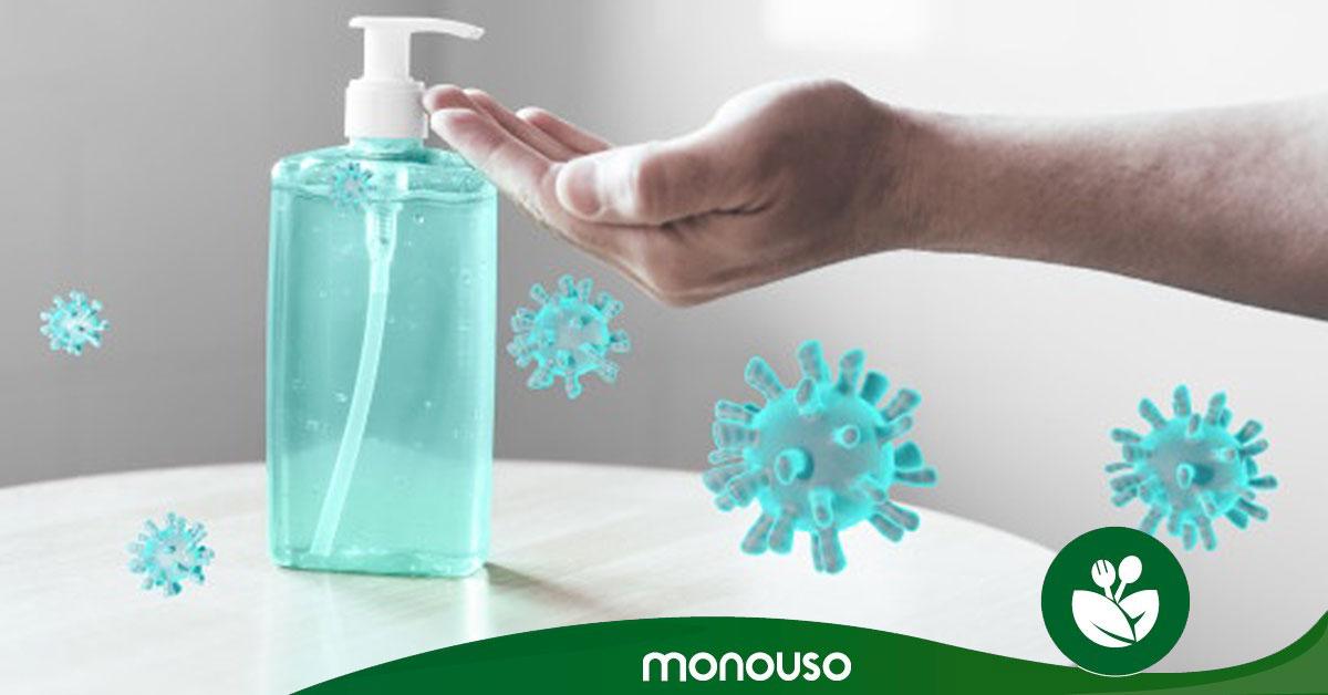 Desinfectantes de manos: Lo que necesitas saber para protegerte