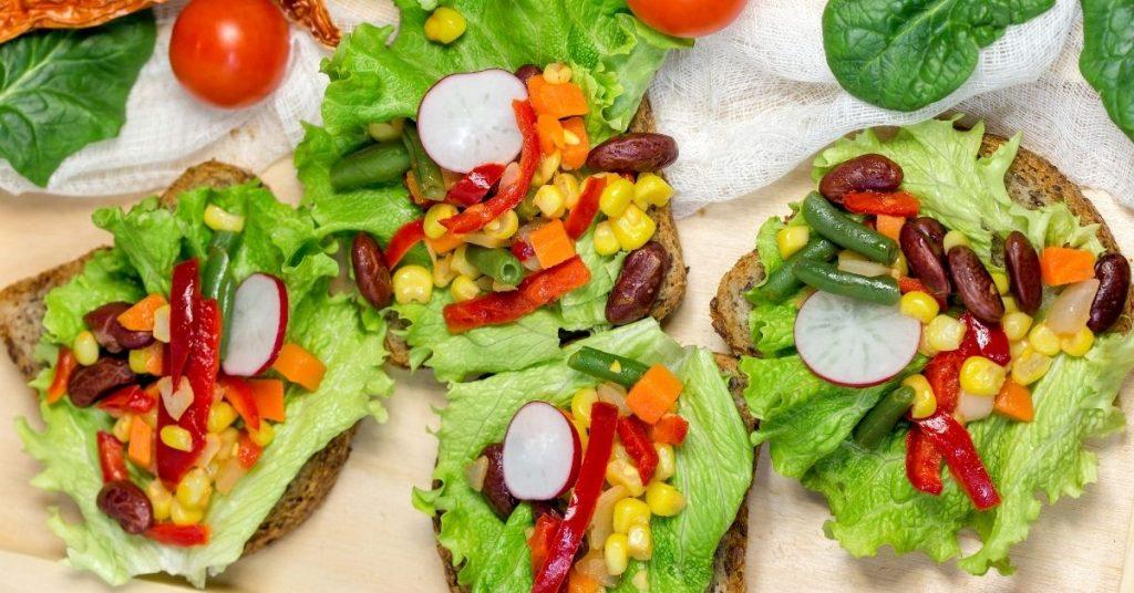 Ejemplos de platos vegetarianos para tu menú