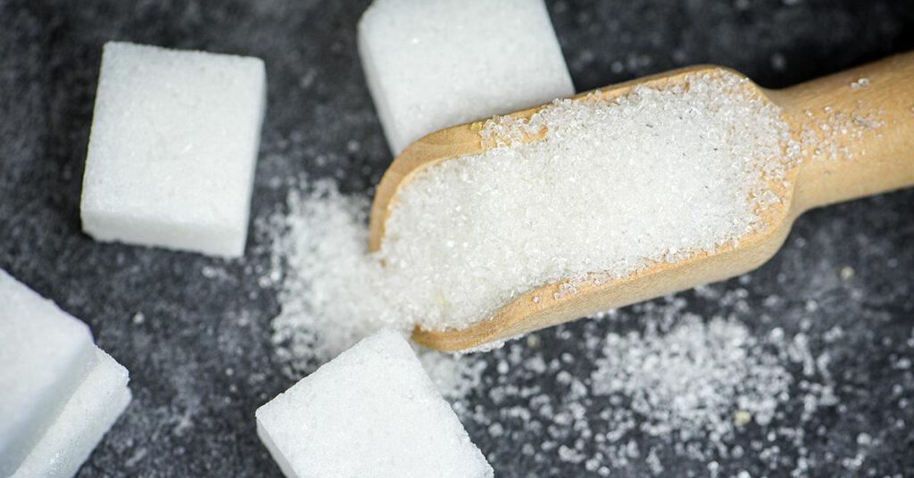 El azúcar a su tiempo