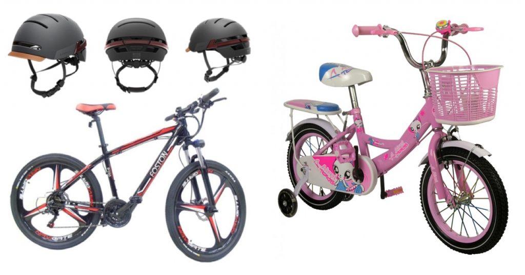 El gran comodín: Una bicicleta