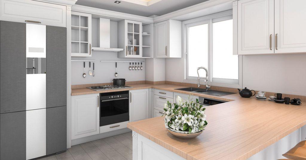 Elementos básicos del diseño de cocina