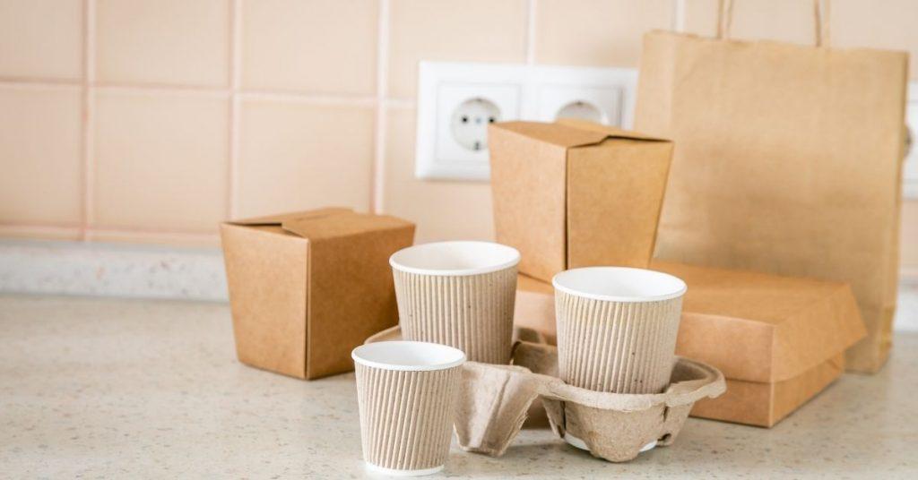 Empaque para el delivery seguro de tus alimentos