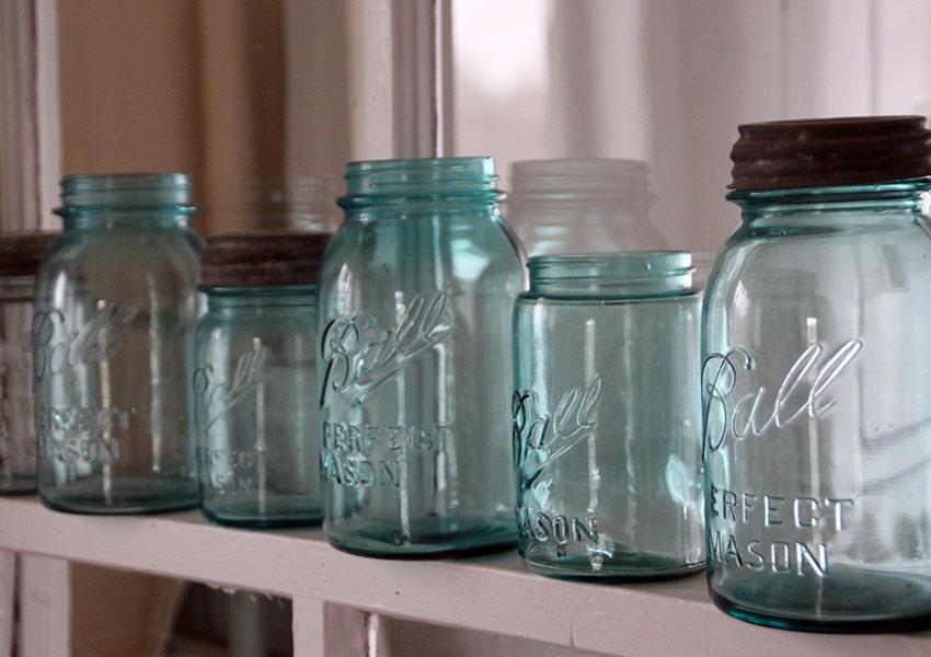 Esterilización con agua hervida