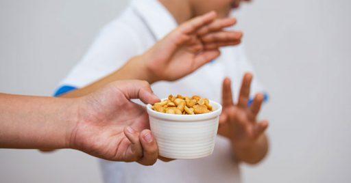 Estos son los alérgenos alimentarios