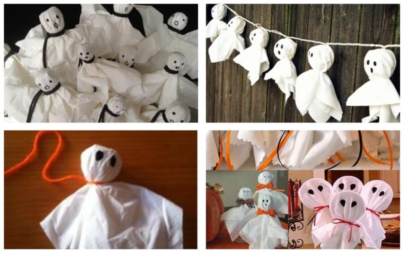 Fantasmas de servilletas