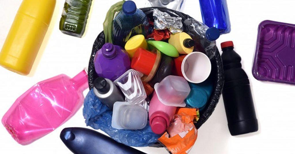 Formas de reciclaje de los plásticos codificados