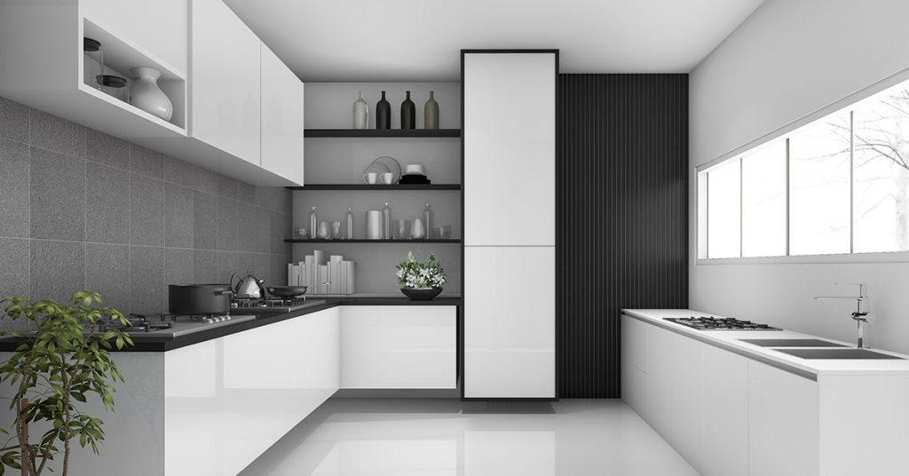 Formas para optimizar el diseño de cocina en espacios pequeños
