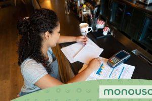 ¿Cuáles son los gastos mensuales de un restaurante?