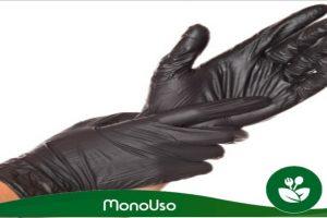 ¿Para qué pueden utilizarse los guantes desechables estériles?