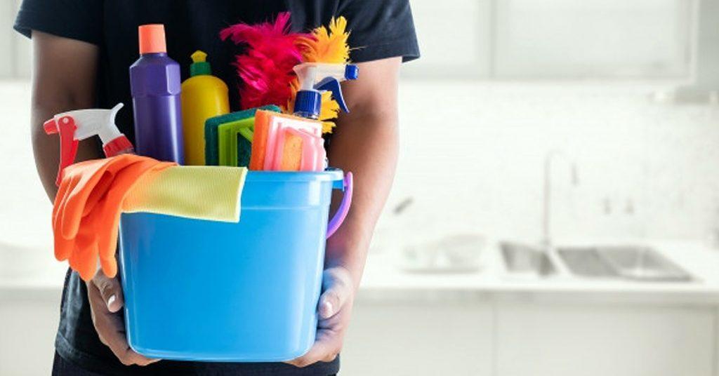 Hábitos de limpieza de tu casa