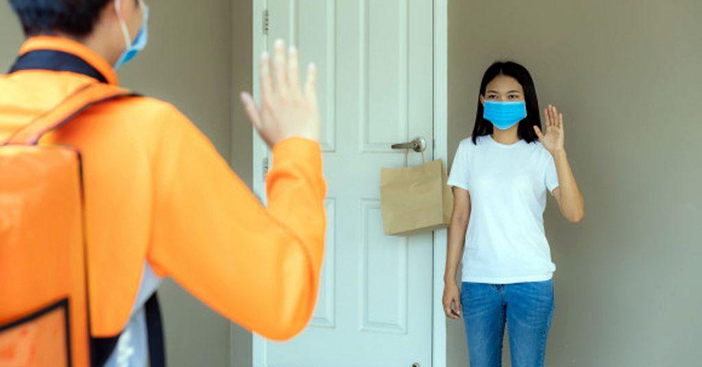 Hacer delivery seguro y no contagiar a los clientes