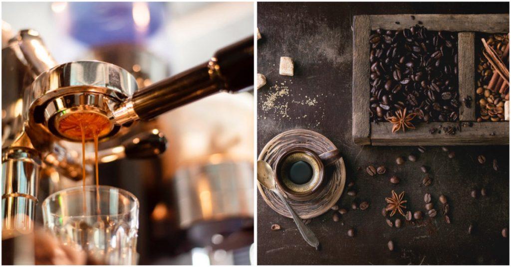 Historia del café en dos sorbos