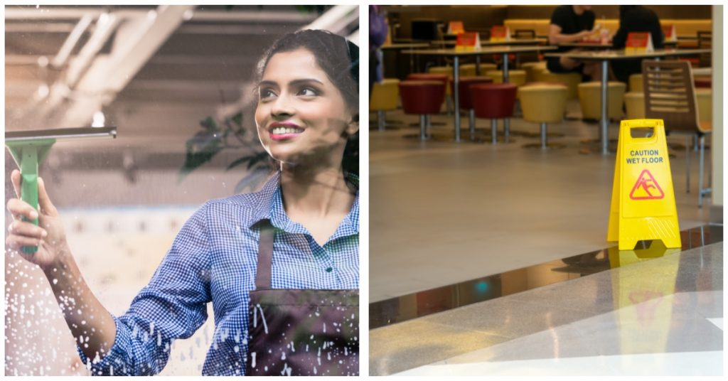 Importancia de limpiar y desinfectar nuestro restaurante