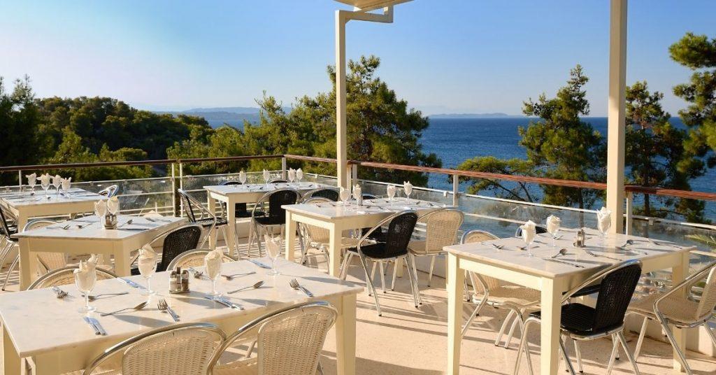 Infaltables para la decoración terrazas de restaurantes