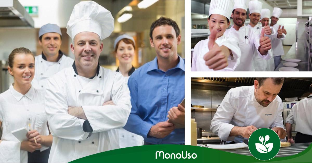Jefe de cocina: Trabajo, funciones y paga