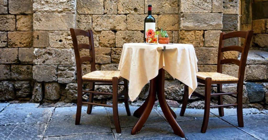 La decoración como estrategias de lanzamiento de restaurante