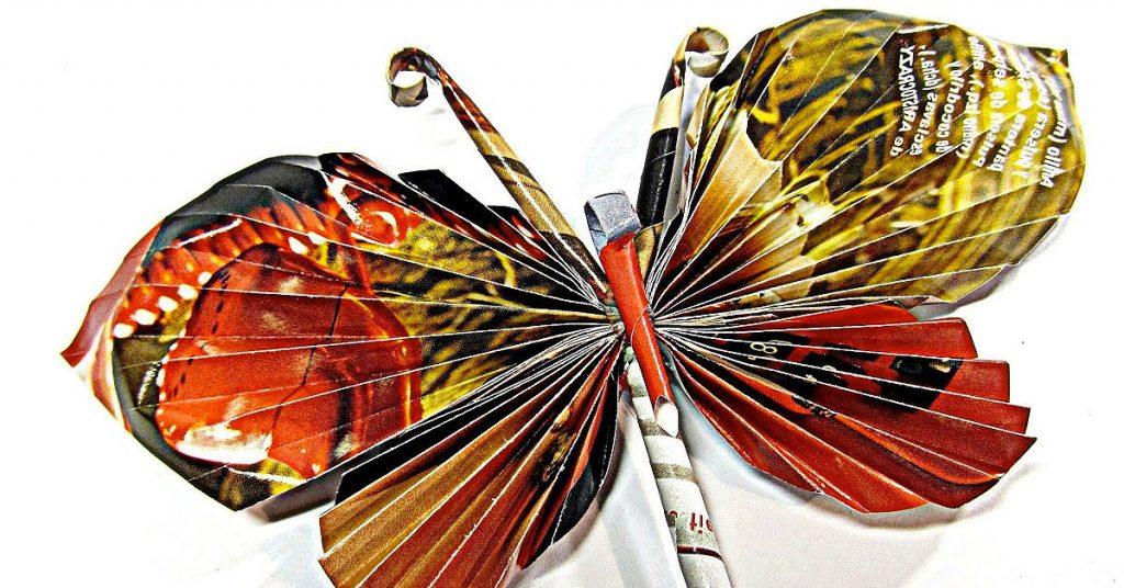 Mariposas de revistas