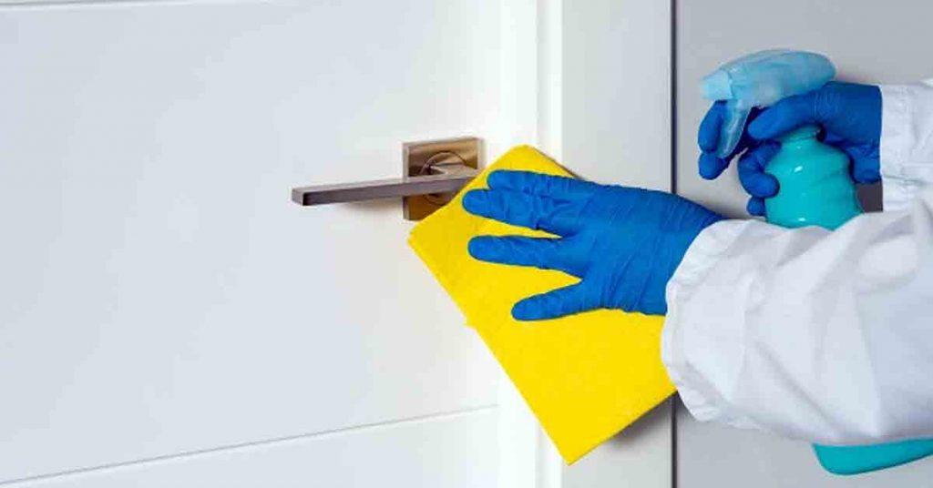 Medidas para garantizar la limpieza en oficinas