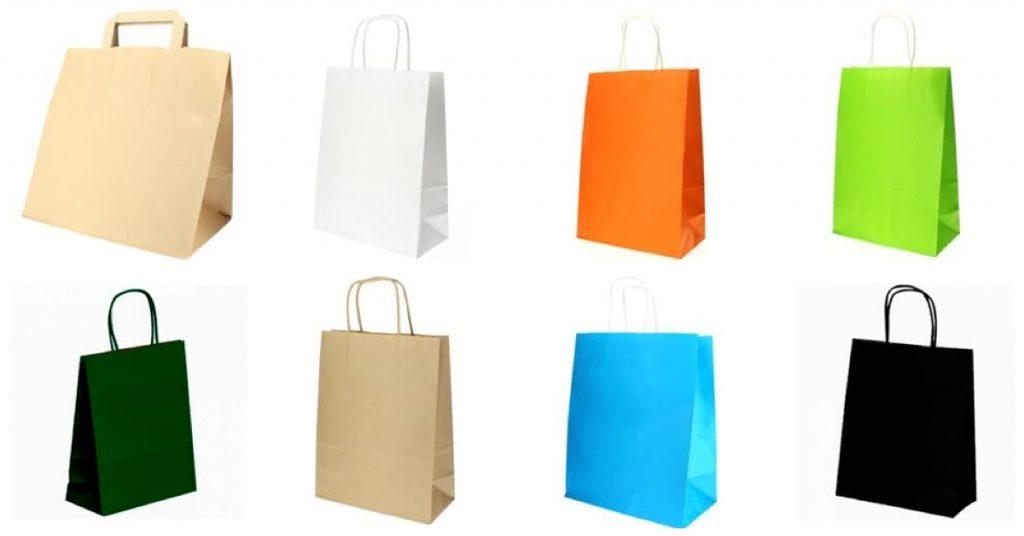 Mejores precios en bolsas de papel