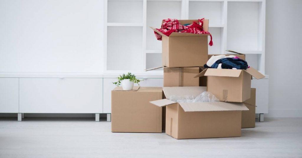 Mejores trucos sobre cómo embalar libros