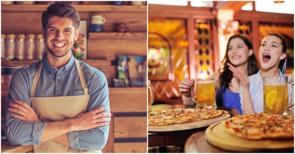 No olvides estudiar el mercado de la pizza en tu zona