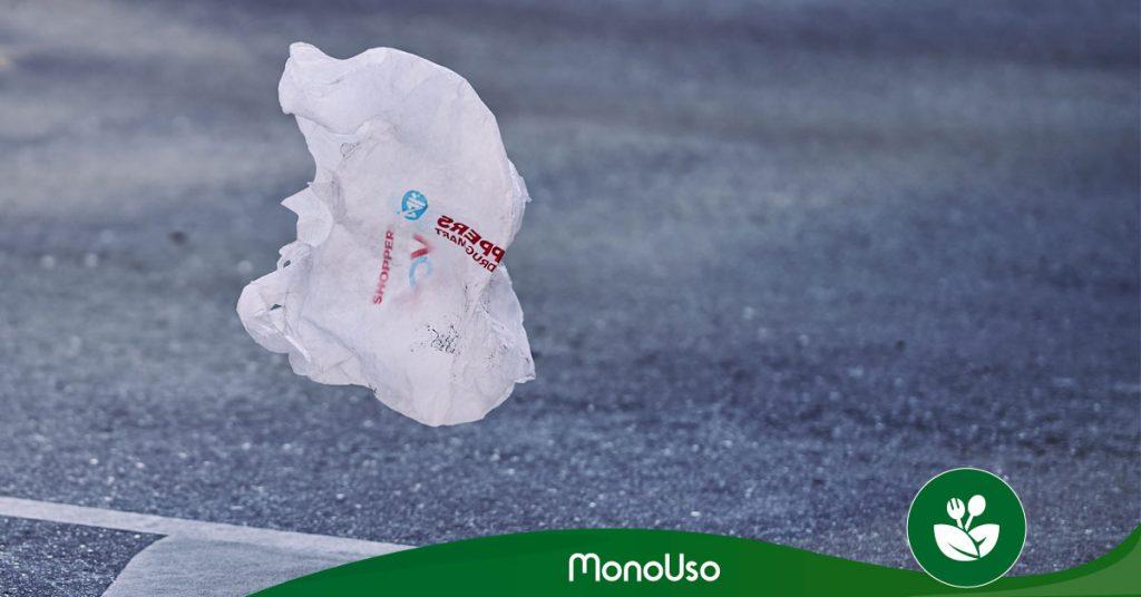 Normativa bolsas de plástico